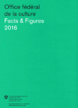 Office fédéral de la culture Facts & Figures 2016