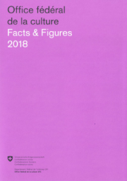 Office fédéral de la culture : Facts & Figures 2018