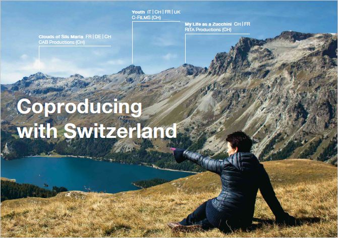 Coproducing with Switzerland